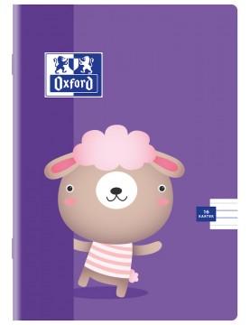 Zeszyt Oxford Kids A5 16 kartek w podwójną linię
